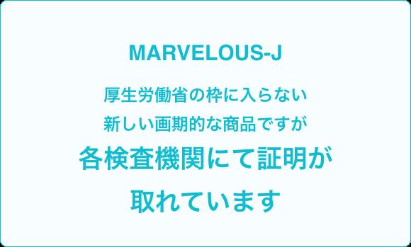 MARVELOUS-J