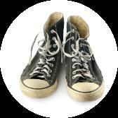 靴などの臭い