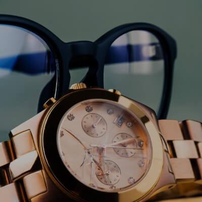 時計・眼鏡・アクセサリーガラスコーティング